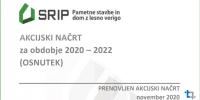 Osnutek prenovljenega Akcijskega načrta SRIP Pametne stavbe prvič na ogled javnosti