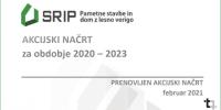 Končna različica Akcijskega načrta SRIP PSiDL za obdobje 2020 – 2023
